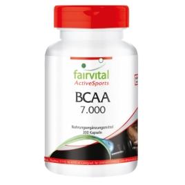 BCAA 7000 - 300 Cápsulas - 62830