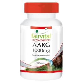 AAKG 1000mg L-arginina-120cap- 60412