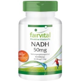 NADH 50mg - 60 DRcaps® liberación lenta