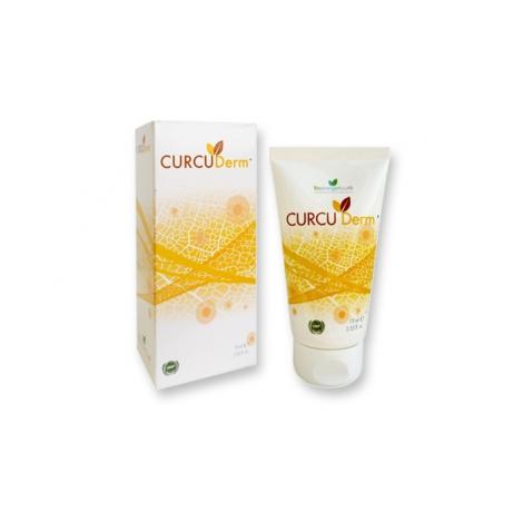 CURCUDerm Gel a base de Curcuma - 75 ml