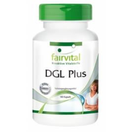 DGL Plus - 180 Cápsulas - 66918