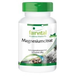 Magnesio 120 Capsulas Citrato - 94012