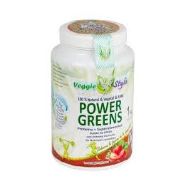 Power Green sabor FRESA. 1kg