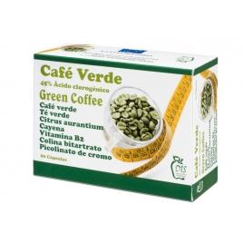 Café verde (60 caps)