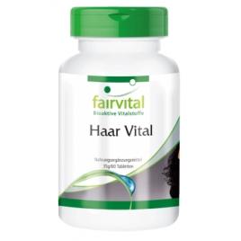 Haar Vital-Vitaminas para el cabello 60 past-74106