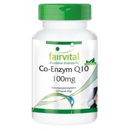 Co-Enzima Q10 100mg - 120 Cápsulas - 99612