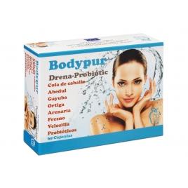 Bodypur: Drena Probiótico 60 caps