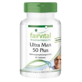Ultra Man 50 Plus - 60 Pastillas