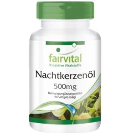Aceite de Onagra 500mg - 90 Cápsulas