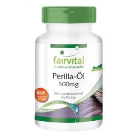 Aceite de perilla 500 mg - 90 LiCaps