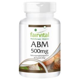 ABM-la seta pura- 90 cápsulas