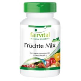 Frutas Mix - 120 cápsulas