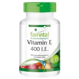 Vitamina E 400 I.E. 90 cápsulas