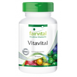 Vitavital - 180 Cápsulas