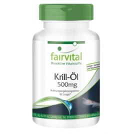 Aceite de Krill 500mg - 90 LiCaps®