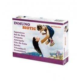 Inmuno Probioticos 30 caps