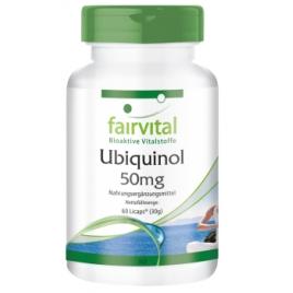 Ubiquinol 50mg - 60 LiCaps®
