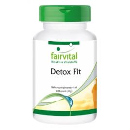 Detox Fix - 60 cápsulas