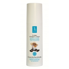 Crema facial & corporal bebéBIO UHT-airless-150 ml
