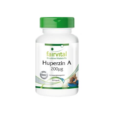 Huperzina A 200µg - 90 Cápsulas