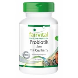 Probiotik fem con Arándanos - 90 cápsulas