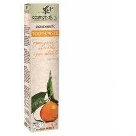 Dentífrico Mandarina BIO-Arcilla Blanca-75ml