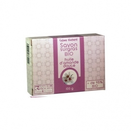 Jabón BIO con aceite de almendra-100g