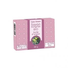 Jabón BIO con aceite de argán-100g