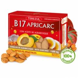 B17 con aceite de semillas albaricoque,60 caps