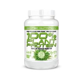 100% Plant Protein 900 gr Plátano - vainilla