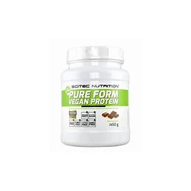 Pure form Vegan Protein Choco,  450 gr