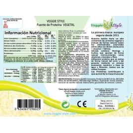 RAW Proteina & Moringa sabor  VAINILLA. 1kg