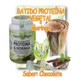 RAW Proteina & Moringa sabor CACAO. 1kg