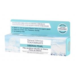 Pasta de dientes natural siberiana-Perla Siberiana