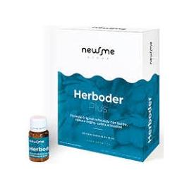 HERBODER PLUS- Herbora. 20 viales