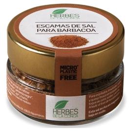 Escamas de sal para barbacoa -ECO-