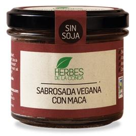 Sabrosada vegana sin soja -ECO-