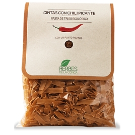 Cintas de trigo con chili -ECO-