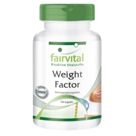 Weight Factor - 180 Cápsulas