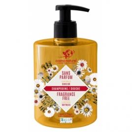 Champú/gel sin perfume, 500ml